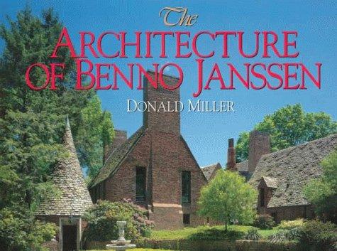 9780966095500: The Architecture of Benno Janssen