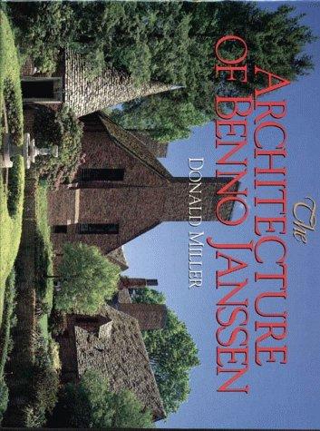 9780966095517: The Architecture of Benno Janssen