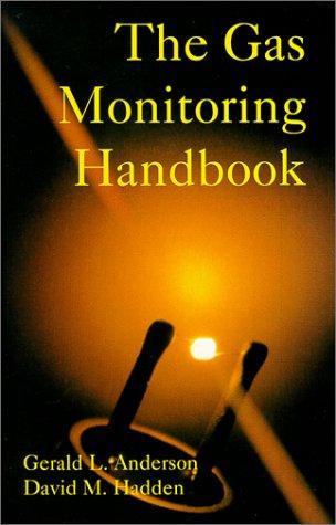 9780966107258: The Gas Monitoring Handbook