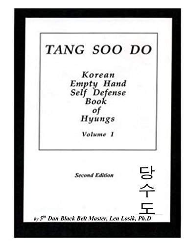 9780966117998: Tang Soo Do Korean Empty Hand Self Defense Book of Hyungs Volume I