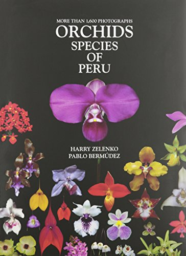 9780966134469: Orchids: Species of Peru (English and Spanish Edition)