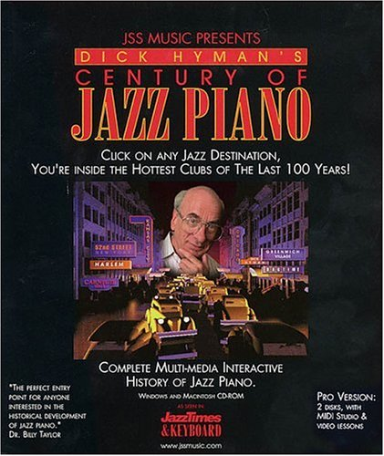 9780966143409: Dick Hyman's Century of Jazz Piano