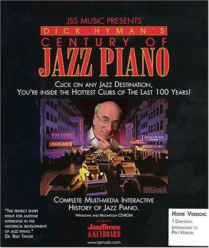 9780966143416: Dick Hyman's Century of Jazz Piano-Home Version