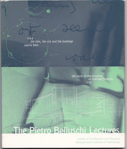 9780966143904: The skin, the cut, & the bandage (The Pietro Belluschi lectures)