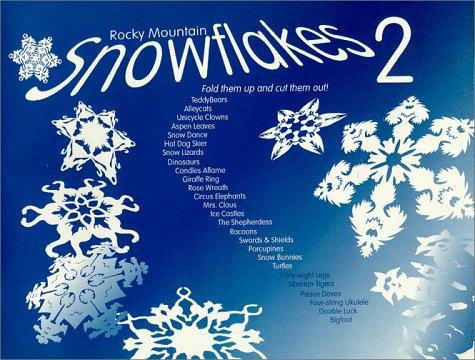 9780966157215: Rocky Mountain Snowflakes 2