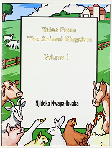 9780966159844: Tales from the Animal Kingdom, Vol. 1