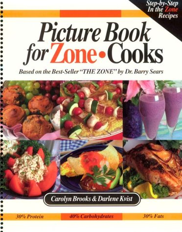 9780966163087: Picture Book for Zone Cooks