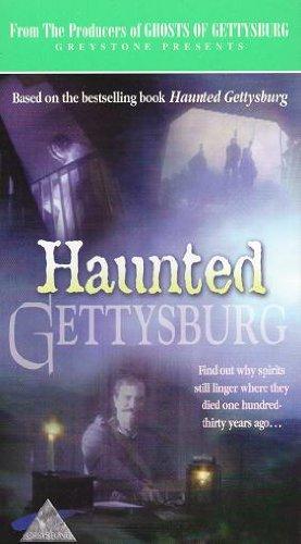 9780966165395: Haunted Gettysburg [VHS]