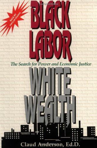 9780966170214: Black Labor, White Wealth : The Search for Power and Economic Justice