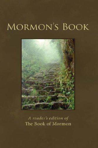 9780966173123: Mormon's Book