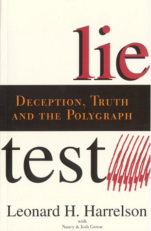9780966178807: Lietest: Deception, Truth & the Polygraph