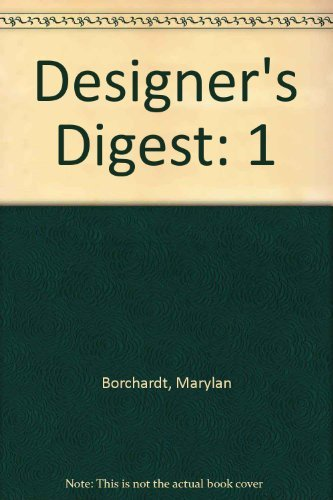 9780966179217: Designer's Digest Vol I