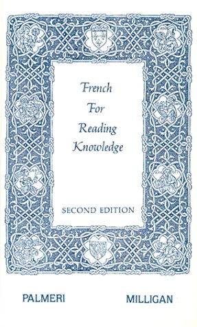 9780966184365: French for Reading Knowledge