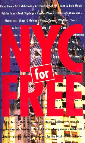 9780966184709: NYC for Free