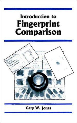 INTRODUCTION TO FINGERPRINT COMPARISON