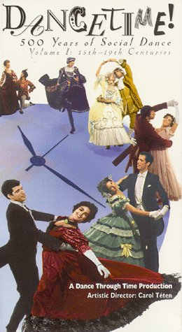 9780966207408: Dancetime! 500 Years of Social Dance Vol I : 15th-19th Centuries [VHS]