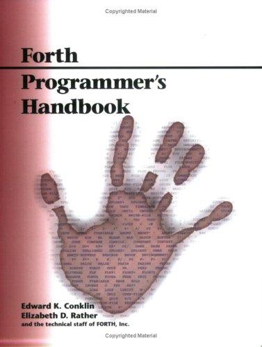 9780966215601: Forth Programmer's Handbook, 2nd Edition