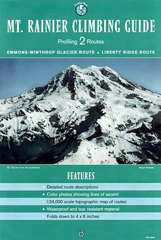 9780966220919: Mt. Rainier Climbing Guide SM20100