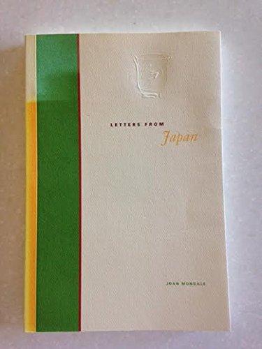 Letters from Japan: Mondale, Joan
