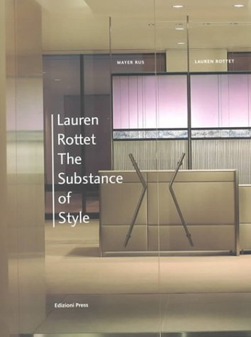 The Substance of Style: Rottet, Lauren;Rus, Mayer