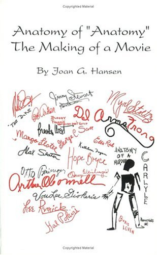 9780966224702: Anatomy of Anatomy The Making of a Movie