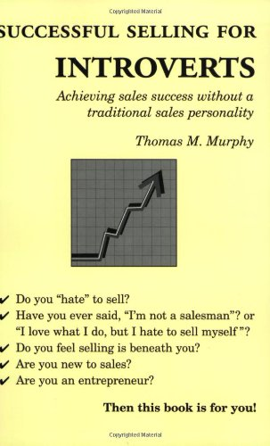 9780966228601: Successful Selling for Introverts
