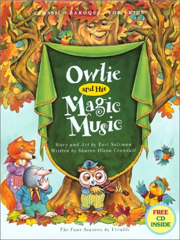 9780966237832: Owlie and His Magic Music with CD (Audio)