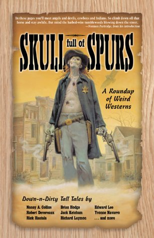 SKULL FULL OF SPURS: Richard Laymon
