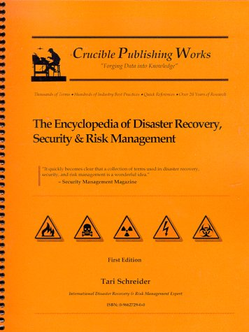 9780966272901: Encyclopedia of Disaster Recovery, Security & Risk Management