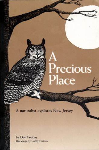 9780966278903: A Precious Place: A Naturalist Explores New Jersey (Rvcc Local Authors Collection)