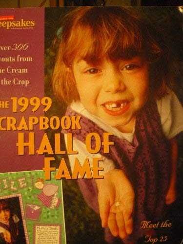 "CRATING KEEPSAKES ""THE 1999 SCRAPBOOK HALL OF FAME (1999 SCRAPBOOK HALL OF FAME): TRACY WHITE"