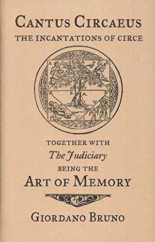 9780966295047: Cantus Circaeus: The Incantations of Circe together with The Judiciary being The Art of Memory