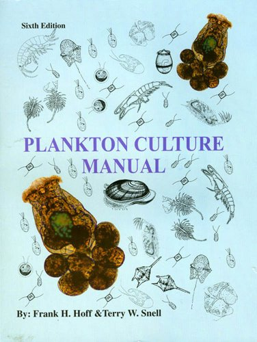 9780966296044: Plankton Culture Manual - Sixth Edition