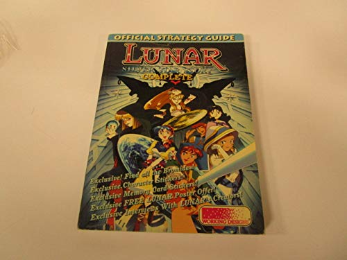 9780966299311: Lunar Silver Star Story Complete Official Strategy Guide