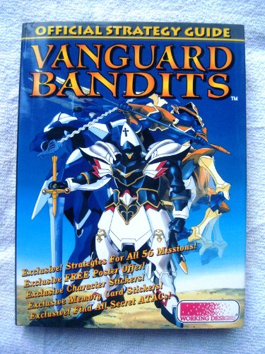 9780966299328: Vanguard bandits: The official strategy guide