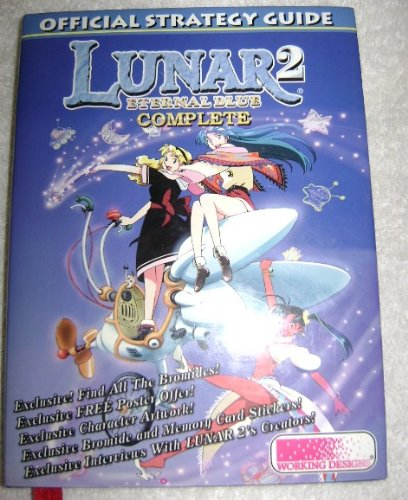 9780966299335: Lunar 2: Eternal Blue Complete Official Strategy Guide