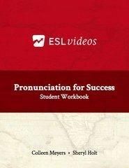 9780966310702: Pronunciation for success: Student workbook