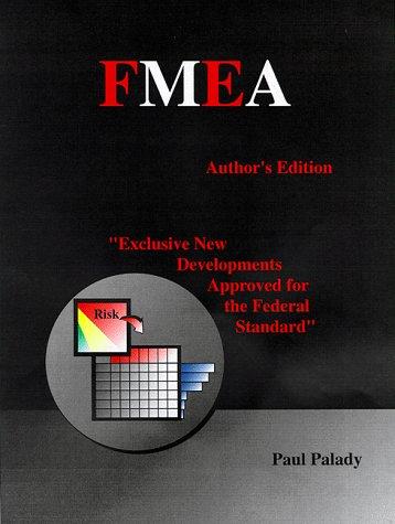 9780966316001: FMEA Author's Edition