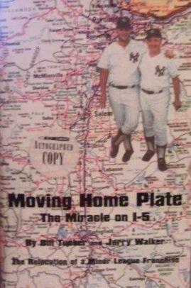 Moving Home Plate : The Miracle on: Tucker, Bill, Walker,