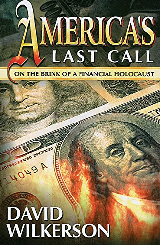 9780966317213: America's Last Call: On the Brink of a Financial Holocaust