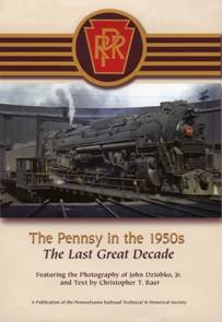 9780966319156: The Pennsy in the 1950s: The Last Great Decade