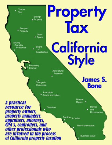 9780966331073: Property Tax California Style