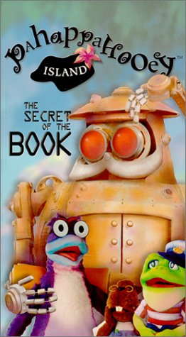 9780966332599: Pahappahooey Island - The Secret of the Book [VHS]