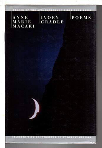 9780966339550: Ivory Cradle: Poems