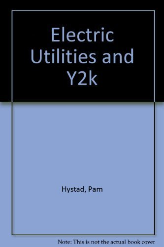 9780966340211: Electric Utilities and Y2k