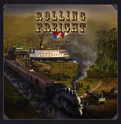 9780966347692: Order of the Stick Adv Game (Rolling Freight)