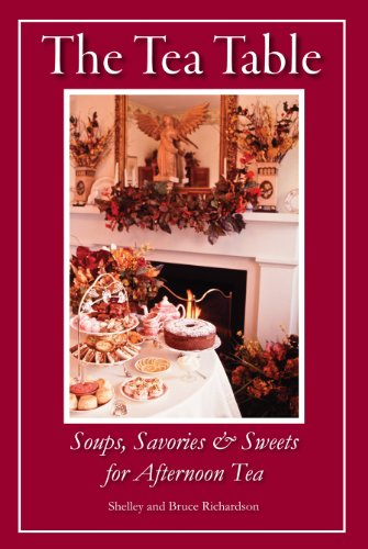 9780966347814: The Tea Table: Soups, Savories & Sweets from The Elmwood Inn