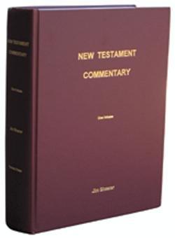 New Testament Commentary: Jim Sheerer
