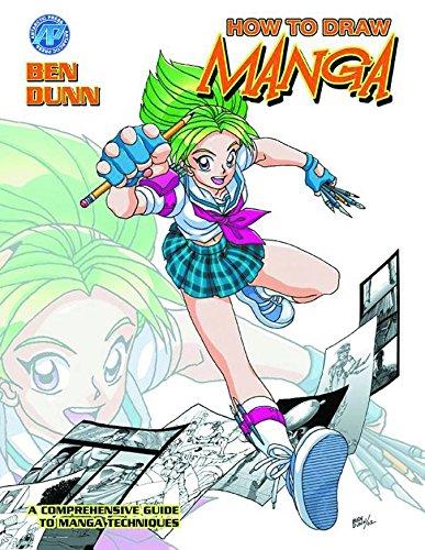 9780966358865: How To Draw Manga Supersize Volume 1