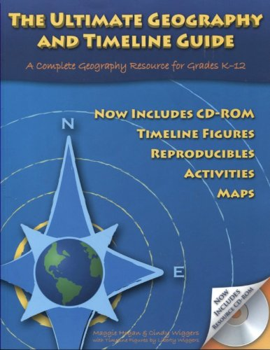 9780966372243: Ultimate Geography and Timeline Guide 3rd Edition